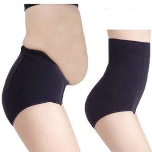 Donne senza soluzione di continuità a vita alta dimagrisce tummy controllo pancia mutandine corpo postnatale shaper corsetto slip shapewear tuta