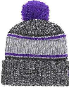 Cappellino sportivo cappello invernale lavorato a maglia 2019 Autunno Inverno Cappellino lavorato a maglia con logo Team Sideline Cappello freddo lavorato a maglia Cappello caldo morbido per il berretto Minnesota