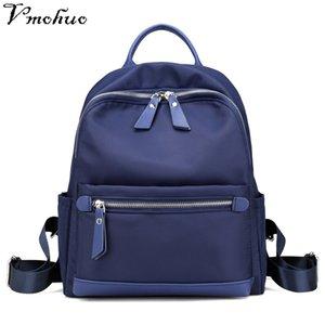 VMOHUO новый нейлон женщины рюкзак корейский стиль школьные сумки для подростков девочек небольшой рюкзак женский рюкзак Mochilas Feminina