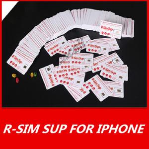 Nagelneue Vorlage Rsim Smart-Aktivierung Unlock SIM-Karte Heicard Unlocking-Karte für iPhone6 7 8 XS MAX Unterstützung bearbeiten ICCID in iphone