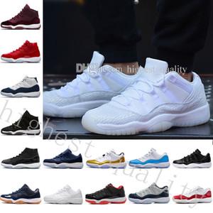 2018 11 Gym Red Chicago GEWINNEN SIE WIE 82 96 Midnight Navy PRM Heiress Black Stingray Herren Basketball Schuhe 11s Athletic Größe US 5,5-13 Eur 36-47