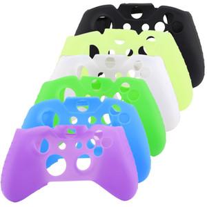 Soft Rubber Silikon Schutzhülle Hülle Case Cover für Microsoft Xbox One Wireless Game Controller Hohe Qualität SCHNELLES SCHIFF