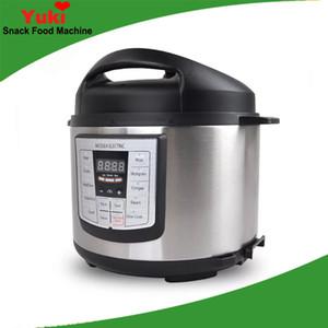 110V электрический рисоварка 5л двойной вкладыш скороварки кастрюли бронирование многофункциональный кухонная техника рисоварки
