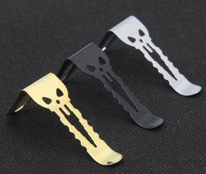 clip ceinture vape universel vapen métal / mech mod kit transportant la boucle portable 510 e cigarette ceinture crochet logo personnalisé logo