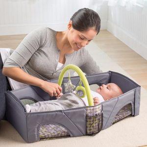 Taşınabilir Bebek Beşikler Yenidoğan Güvenli Karyolası Çanta Katlanabilir Bebek Seyahat Taşınabilir Katlanır Bebek Yatağı Nappy Mumya Çanta Arabası Çantaları
