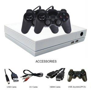 HDGame Konsolen 4K TV Video hdgame Console Unterstützung HDML- TV Out 800 Spiele Für GBA FC MD Spiele mit Kleinkasten speichern