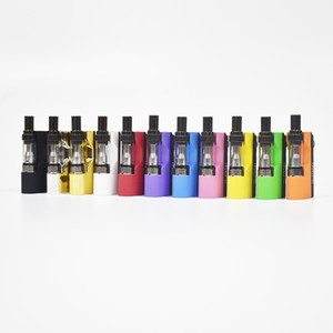 Imini vape Cartridges Starter Kit with Liberty V1 tank 500mAh Vape Preheat Mod Fit Thick Oil shatter oil wax Atomizer