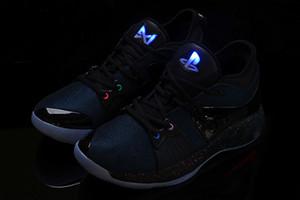 도매 PG 2 플레이 스테이션 토러스로드 마스터 캐주얼 신발 폴 조지 II PG2 2s PS 운동 캐주얼 신발 크기 40-46
