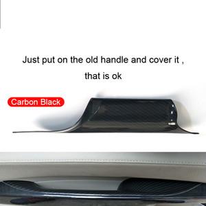 ABS автомобиль внутренняя ручка двери крышка для bmw серии 7 f01 F02 автомобиль внутренняя ручка двери крышка / интерьер автомобиля отделка для 730 740 750Li 760