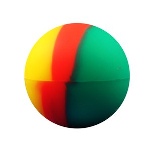 5.6ml SILIKON CONTAINERS BALL NICHT-STICK DABS Bho Behälter Silikon Gläser tupfen Silikonölbehälter
