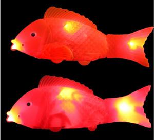 Elektrikli balık oyuncak simülasyon balık yüzme Elektronik Evcil Hayvanlar