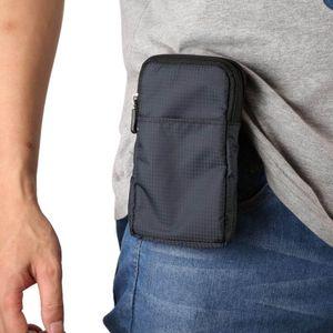 Universal Multi-Function Belt Clip Sport Bag Pouch Case for Asus Zenfone GO ZB450KL ZB452KG 4.5 ZC451TG ZB500KL ZB500KG 5.0 T500 ZC500TG