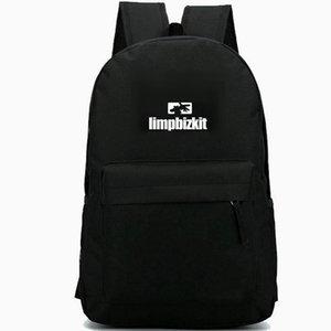 groupe de rock metal DJ Lethal daypack Funk Musique Cartable sac à dos sac d'école de sport pack de jour en plein air de Limp Bizkit