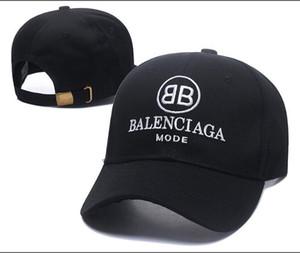 Kpop Lüks moda BINB 2019 Logo Mavi Nakış şapka paneli kaykay Siyah snapback baba şapkalar rahat vizör kapağı gorras kemik kapaklar casquette