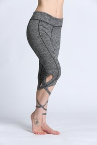 New style Fitness Yoga Pants, high elastic tight bottompants, breathable fast dry leggings, female sports Yoga Pants manufacturers direct.