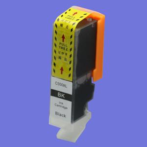 Mürekkep Kartuşu PGI550 550 CLI551 551 Canon PIXMA MG5450 MG5550 MG6450 Için Yedek Ip7250 MX925 IP7250 MG6350 MG7150 Yazıcı Mürekkep Püskürtmeli