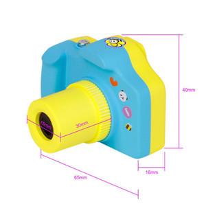 أطفال مصغرة كاميرا لطيف كيد الإبداعية الرقبة البسيطة الكاميرات الرقمية للأطفال هدايا عيد الميلاد لعبة الهدايا 770044-1