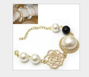 rosa pulseira talão 12g Contratadas e puro e fresco pulseiras bangle hanban estilo woem pulseiras bead jóias