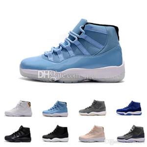 (11) XI Mermelada espacial Leyenda azul negro Velvet 72-10 Zapatillas de baloncesto Zapato deportivo para hombre 11s mujer criada Zapatilla de deporte gratis US 8-13
