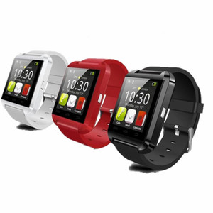 U8 Bluetooth Smart Watch Touch Screen Sleep Tracker watch For iPhone Samsung S8 Android Phone For everyone