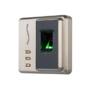 ZKTeco SF101 للماء المعدني IP65 بصمات الاصابع RFID التحكم في الوصول وصول القارئ العميل تحكم USB