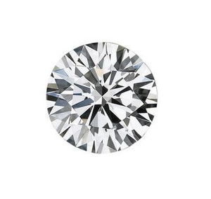 CHARLES & COLVAR 0.6Ct 5.5MM Genuine Loose Moissanite Stone Certified VVS1 G-H Luxury Quality Guarantee Test POSITIVE S923
