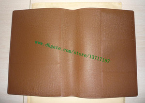 Top Grade Brown Canvas Coated Real Calf Leather ESCRITORIO CAUSA CUBIERTA R20100 25 * 18cm