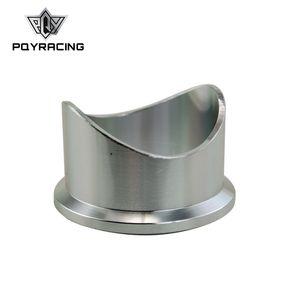 """PQY - Bride d'adaptation en aluminium de la valve de décharge 2 """"50mm BOV pour adaptateur de vanne de purge TiAl 50mm PQY5981"""