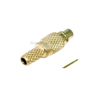 RG316 RG174 LMR100 Kablo Konektörü için 50 adet RF Coax MMCX Erkek