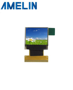 0.66 inch 64*48 resolution small OLED display with square amoled screen from shenzhen amelin LCD panel manufacture