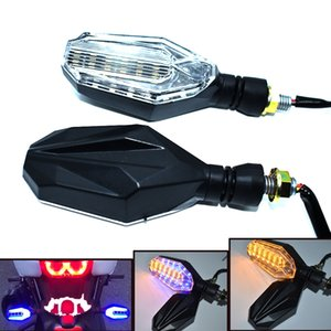 Motosiklet LED Dönüş Sinyali Göstergeler için Flaşör Işık Amber Süper Parlak Lamba DUCATI MONSTER696 MONSTER796 MONSTER796 848