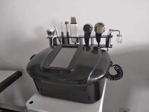 Coreia do estilo Collegan Regeneração Machine Aquaskin máquina abrangente preta melhorar a pele aperto máquina de gerenciamento de hidratação