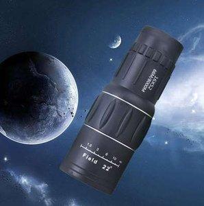 Nuovo Telescopio Monoculare 10X40 66M / 1000 M Travel Concert Outdoor HD Telescopio Monoculare Turismo Scope Binocoli