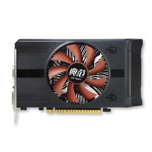 2GD5 Grafikkarte GTX1050 1455MHz GDDR5 Grafikkarte und Grafikkarte 128bit GDDR5 PCI-E 3.0 Gaming Grafikkarte Desktop