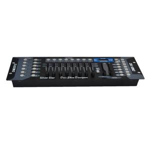 192 DMX Controller DMX Console Operator per luci da palcoscenico Luci parziali DMX192