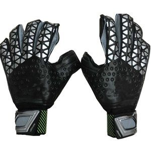Soccer Gloves Original AD Logo Ace Zones Predator Allround Latex Soccer Gloves De Futebol Gloves Luva De Goleiro