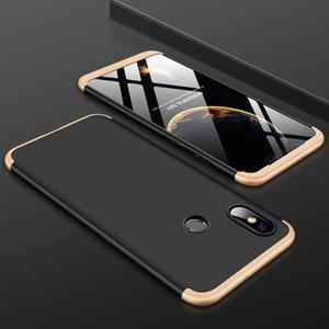 Copertura Full Body a 360 gradi Protezione ibrida Custodia rigida Fundas per Xiaomi Mi 9 SE 8 Lite 6 6X F1 Riproduzione Max Mix Redmi Note 7 Pro Go S2