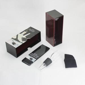 Vendas quentes de Alta Qualidade Mini Aerador de Vinho Tinto Novo Portátil Portátil Magic Decanter Vinho Essencial Aerador Rápido Acrílico Pourer Decanter