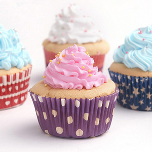 coppette da forno fodere per cupcake fodere per muffin
