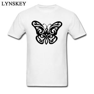 The Tattooist Butterfly Tattoo 3D Print Fashion Men T Shirts High Quality 100% Cotton Fabric Casual Regular Fall Tops Tees