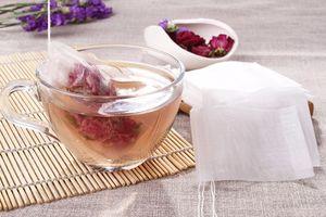 فلاتر ألياف الشاي الفارغة كيس شاي إنفوسير أكياس شاي مصفاة Teabags 1000pcs / lot جديدة