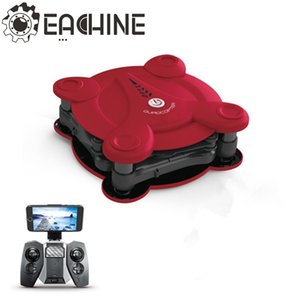 High Quality Eachine E55 Mini WiFi FPV Foldable Mini Drone With High Hold Mode RC Quadcopter RC Helicopter Toys