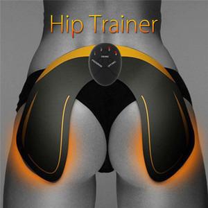 EMS Hip Trainer Hip Muscle Stimulator Buttock Lifting Machine Equipo de entrenamiento de fitness en casa con 6 modos sin batería