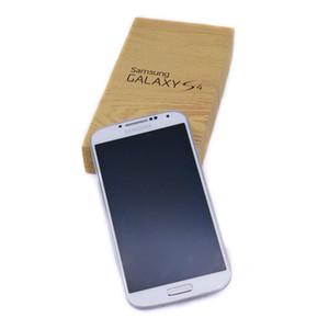 Original Refurbished Samsung galaxy S4 I9500 i9505 2G RAM 16G ROM Android WCDMA 3G LTE 4G WIFI GPS Bluetooth Unlocked Smartphone