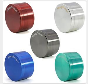 Accendisigari multicolore SHARPSTONE a quattro strati in lega di zinco a quattro strati con innesto a quattro strati