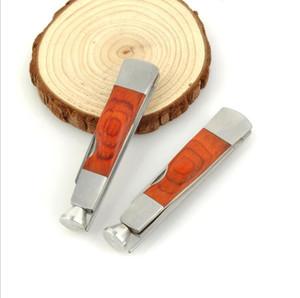 3 in 1 Çok fonksiyonlu Kırmızı Ahşap Sigara Aracı İşlevli Paslanmaz Çelik Bıçak Boru Temizleyici Ahşap Boru Temizleme Aracı Aksesuarları