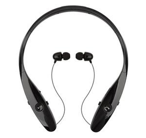 HBS 900 Wireless Sport Nackenbügel Headset In-Ear-Kopfhörer Bluetooth Stereo-Ohrhörer für LG HBS-900 iPhone X 8 Samsung S8 S9 + Kostenloser Versand