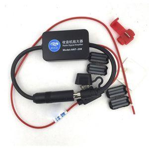 Автомобильная Антенна Fm-Радио Усилитель Сигнала Антенны Усилитель Радио Бесплатная Доставка