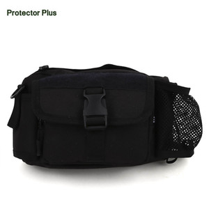 Protector Plus Outdoor Multifunctional Shoulder Waist Bag for Hiking Camping Traveling