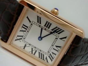 Venta caliente para hombre mujer reloj rosa oro correa de cuero marrón reloj de dial blanco relojes de cuarzo 043 envío gratis